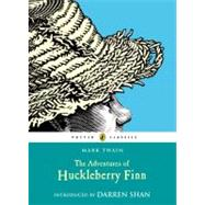 The Adventures of Huckleberry Finn by Twain, Mark, 9780141321097