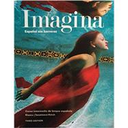 Imagina, 3rd Edition - Student Edition with Supersite Plus Access by Vista Higher Learning, 9781626801097