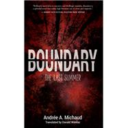 Boundary by Michaud, Andrée A.; Winkler, Donald, 9781771961097