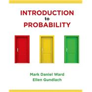 Introduction to Probability by Ward, Mark; Gundlach, Ellen, 9780716771098