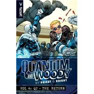 Quantum and Woody by Priest & Bright 4 by Priest, Christopher; Bright, Mark (CON), 9781682151099