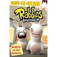 Rabbids at the Museum by Evans, Cordelia (ADP); Durk, Jim, 9781481441100