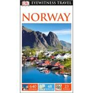 Dk Eyewitness Norway by Dorling Kindersley, Inc., 9781465441102