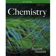 Chemistry AP Edition, 9th by Zumdahl/Zumdahl, 9781133611103