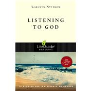 Listening to God by Nystrom, Carolyn, 9780830831104