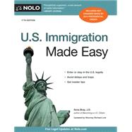 U.s. Immigration Made Easy by Bray, Ilona, 9781413321104