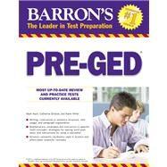 Barron's Pre-ged by Koch, Mark; Bristow, Catherine; Miller, Karen, 9781438001104