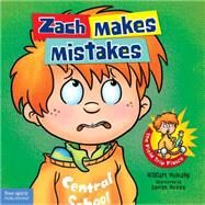 Zach Makes Mistakes by Mulcahy, William; McKee, Darren, 9781631981104