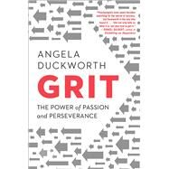Grit by Duckworth, Angela, 9781501111105
