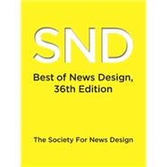 The Best of News Design 36 by Society for News Design, 9781631591105