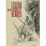 Legend of the Scarlet Blades by Tenuta, Saverio, 9781594651106