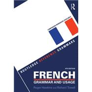 French Grammar and Usage by Hawkins; Roger, 9781138851108