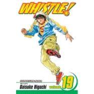 Whistle!, Vol. 19 by Higuchi, Daisuke, 9781421511108