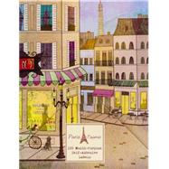 Life Canvas Book of Labels Paris by Parragon, 9781472361110