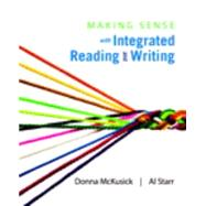 Making Sense with Integrated Reading and Writing by McKusick, Donna; Starr, Al, 9780134001111