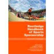 Routledge Handbook of Sports Sponsorship : Successful Strategies by Ferrand; Alain, 9780415401111