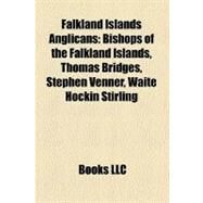 Falkland Islands Anglicans by , 9781158691111
