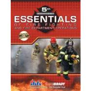 Essentials of Fire Fighting and Fire Department Operations by IFSTA, 9780135151112