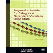 Regression Models for Categorical Dependent Variables Using Stata, Third Edition by Long; J. Scott, 9781597181112
