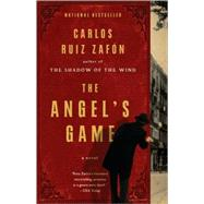 The Angel's Game by Ruiz Zafon, Carlos, 9780767931113