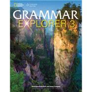 Grammar Explorer 3 Student Book by Grammar Explorer 3 Student Book, 9781111351113