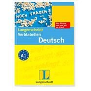 Langenscheidts Verb Tabellen Deutsch - Level 10 (German Edition) by M. Thurmair, 9783468341113