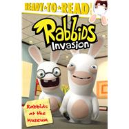 Rabbids at the Museum by Evans, Cordelia (ADP); Durk, Jim, 9781481441117