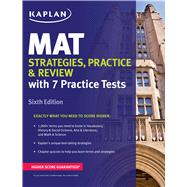 Mat Strategies, Practice & Review by Kaplan, 9781506211121