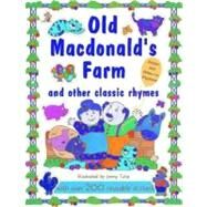 Old MacDonald's Farm with Sticker by Jenny Tulip, 9780754801122