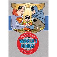 Batman & Superman in World's Finest: The Silver Age Omnibus Vol. 1 by VARIOUS, 9781401261122