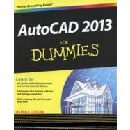 Autocad 2013 for Dummies by Fane, Bill; Byrnes, David, 9781118281123