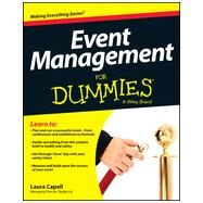 Event Management for Dummies by Capell, Laura, 9781118591123