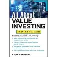 All About Value Investing by Faerber, Esme, 9780071811125