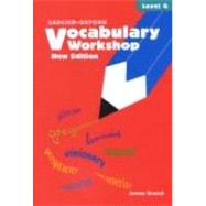 Vocabulary Workshop : Level G by Shostak, Jerome, 9780821571125
