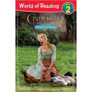 World of Reading: Cinderella Kindness and Courage by Green, Rico, 9781484711125