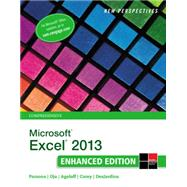 New Perspectives on Microsoft Excel 2013, Comprehensive Enhanced Edition by Ageloff, Roy; Carey, Patrick; Parsons, June Jamrich; Oja, Dan; DesJardins, Carol, 9781305501126