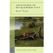 Adventures of Huckleberry Finn (Barnes & Noble Classics Series) by Twain, Mark; O'Meally, Robert G.; O'Meally, Robert G., 9781593081126