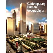 Contemporary Human Geography by Rubenstein, James M., 9780321811127