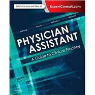 Physician Assistant by Ballweg, Ruth; Brown, Darwin; Vetrosky, Daniel, Ph.D.; Ritsema, Tamara S., 9780323401128