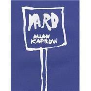 Allan Kaprow by Kaprow, Allan, 9783033021129