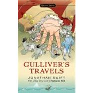 Gulliver's Travels : And Alexander Pope's Verses on Gulliver's Travels by Swift, Jonathan (Author); Damrosch, Leo (Introduction by); Rich, Nathaniel (Afterword by), 9780451531131