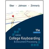 GREGG COLLEGE KEYBOARDING & DOC PROC LESS 61-120 KIT 2 WORD 2016 by Unknown, 9781259921131