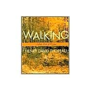 Walking by Thoreau, Henry David, 9780062511133