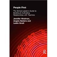 People First! by Hindman, Jennifer L., 9781596671133