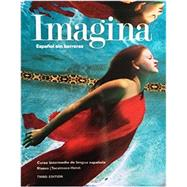 Imagina (Student Text & Supersite Plus Code (w/ WebSAM + vText) by BLANCO, 9781626801134