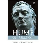 Hume on Religion by Baggini,Julian, 9780953761135