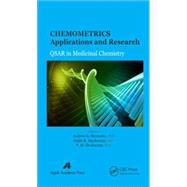 Chemometrics Applications and Research: QSAR in Medicinal Chemistry by Mercader; Andrew G., 9781771881135