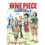 One Piece Color Walk Art Book Vol. 2 by Oda, Eiichiro, 9781421541136
