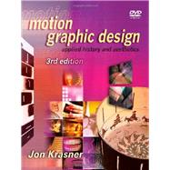 Motion Graphic Design : Applied History and Aesthetics by Krasner; Jon, 9780240821139