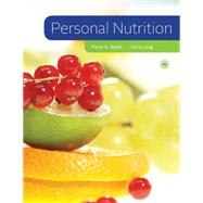 Personal Nutrition by Boyle, Marie A.; Long Roth, Sara, 9781111571139